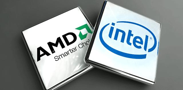 أفضل أنواع المعالجات Processor للكومبيوتر الفرق بين intel وamd