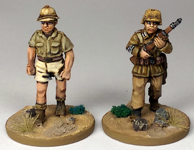 Perry Miniatures Offensive Miniatures Comparison