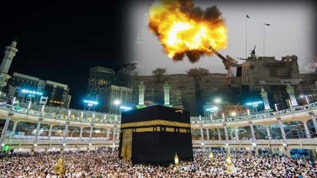 Ancam Ibadah Haji, Rudal Pemberontak Yaman Yang Mengincar Makkah Berhasil Digagalkan