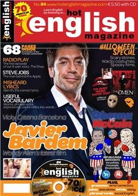 Hot English Magazine - Number 84