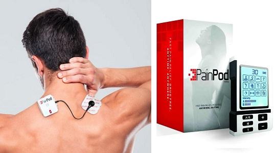 PainPod pain relief wearable electro stimulation