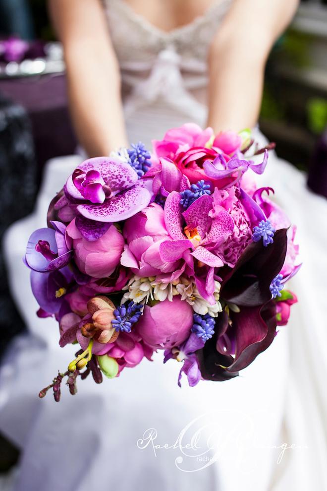 25 Stunning Wedding Bouquets Best Of 2012 Belle The Magazine