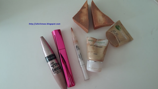 blog, blogger, maybeline, garnier, rival de loop, golden rose