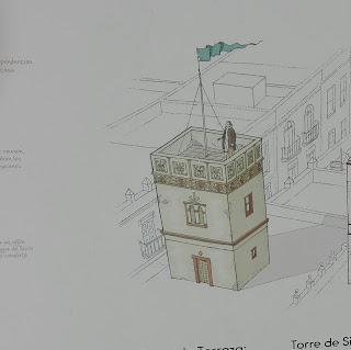 Mirador,modelo de Terraza