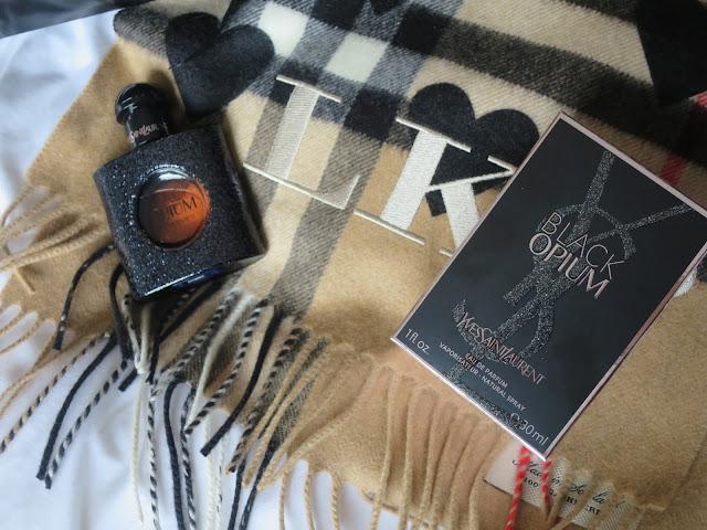YSL Black Opium Perfume Fragrance Direct