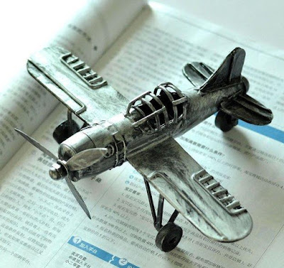 Airplane Paperweight