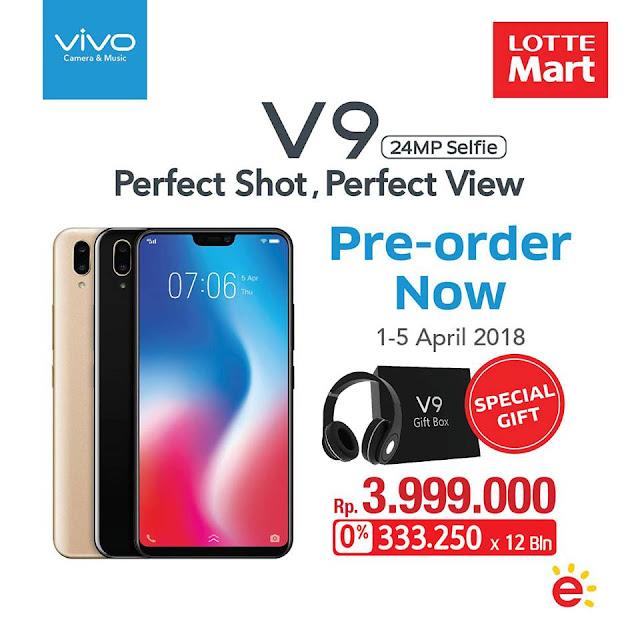 Pre Order Vivo V9
