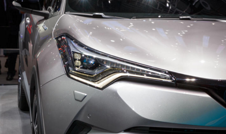 2017 Toyota C-HR Specs