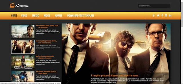 best-free-templates-for-movies-blog