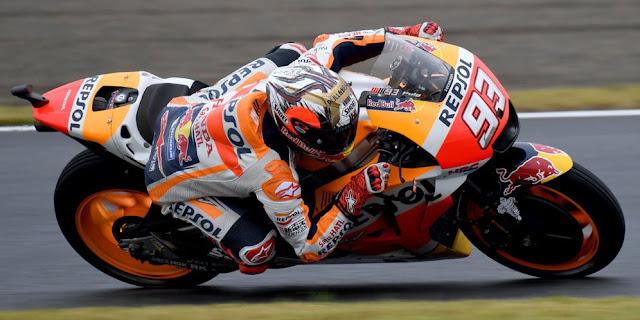 Marquez Akui Belum Diskusi dengan Tim Selain Honda