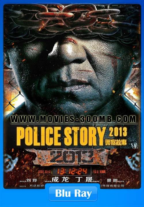 Police Story 2013 Dual Audio 300mb Poster