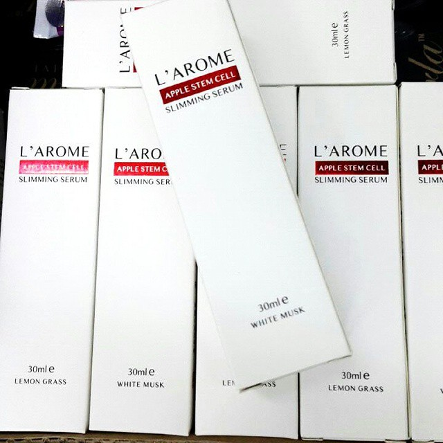 l arome slimming serum review)