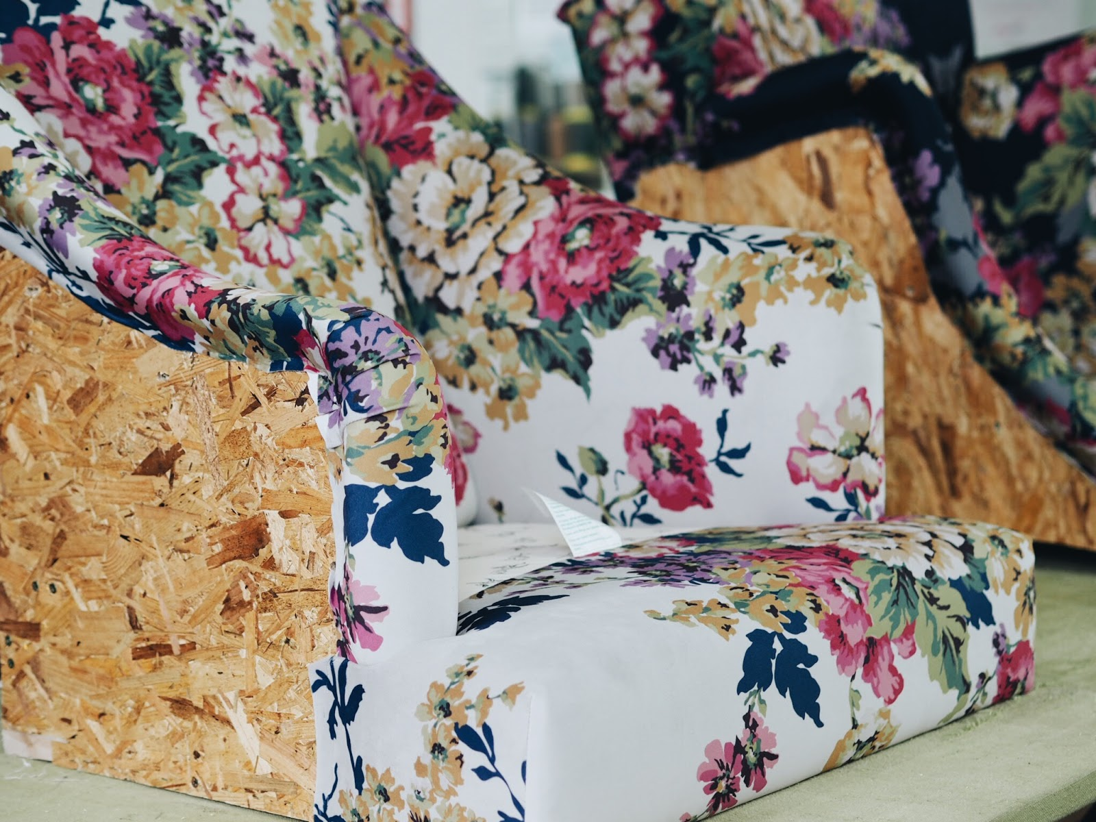 Brilliant This Little House A Day With Dfs Joules Ad Andrewgaddart Wooden Chair Designs For Living Room Andrewgaddartcom