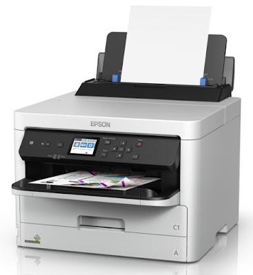 Epson Workforce Pro WF-C5210DW Treiber herunterladen