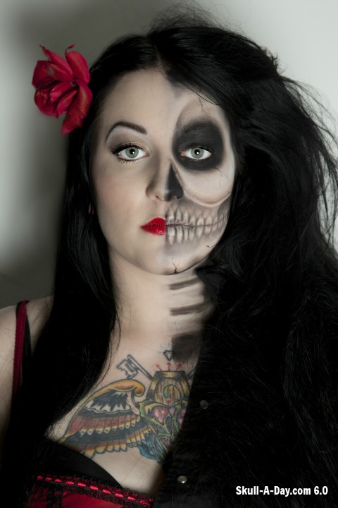 Dead Pirate Makeup Female Mugeek Vidalondon