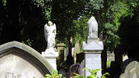 Jesmond Old Cemetery, Newcastle.