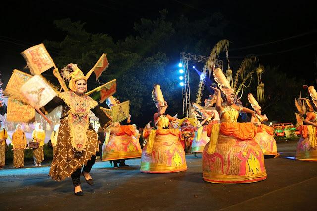Festival Kuwung 2016 Banyuwangi.