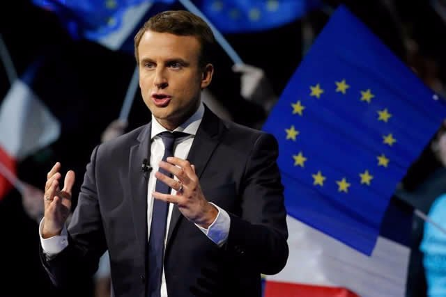 French President Macron to visit Ghana in first Africa tour