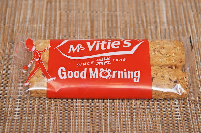 Good Morning McVitie's - United Biscuits - Breakfast - oat - Biscuits - Scottish Biscuits - Good Morning Cranberry - Canneberge