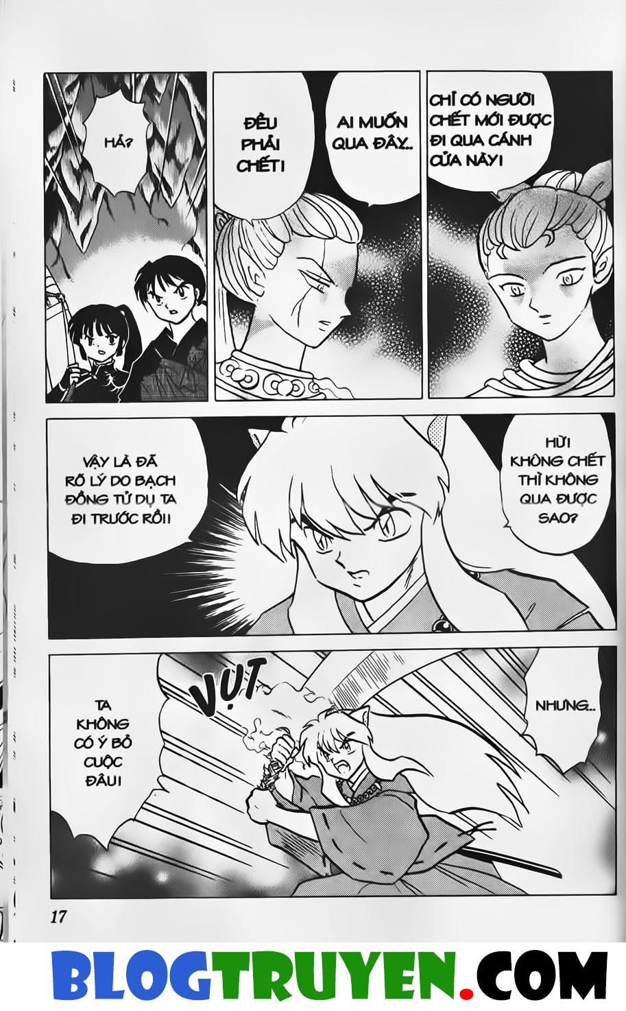Inuyasha vol 31.1 trang 15