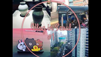 (VIDEO) Vlog in Seoul #1