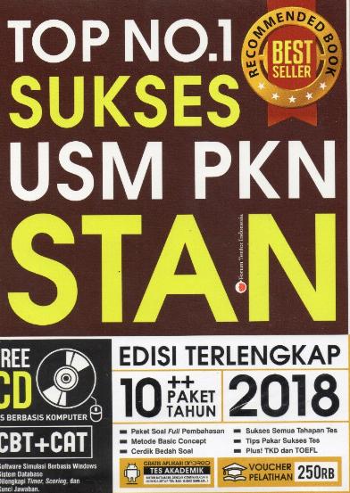 Buku USM PKN STAN