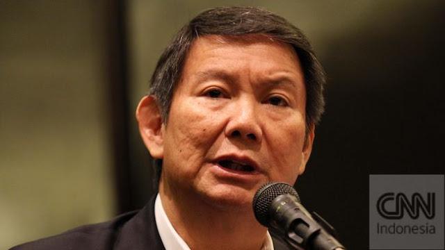Hashim Minta Dana Acara IMF Dipangkas Separuh untuk Lombok