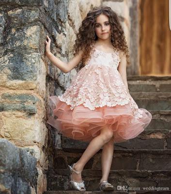 Vestidos elegantes para niñas