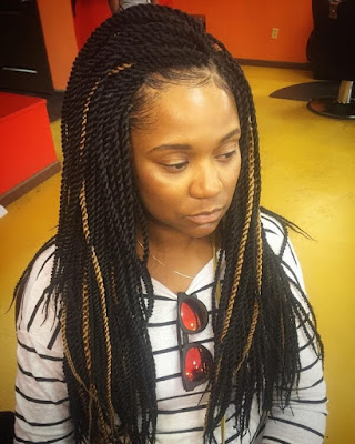 Women need to appear stylish and what are the best ways than with the crochet braids afro ✘ 39 Best Afro Crochet Braids Hairstyles 2020 for Black Women