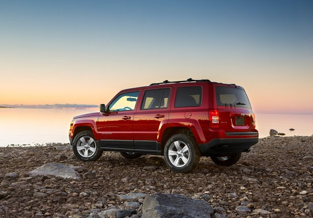 2013 Jeep Patriot Freedom Edition Rear