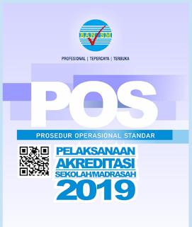Download POS Akreditasi Sekolah Madrasah 2019