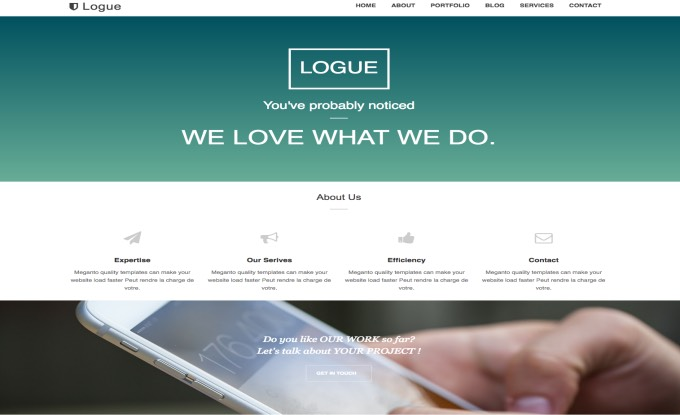 Logue blogger template comes with very amazing design zoothemes logue blogger template comes with very amazing design this template completely dedicated for business and portfolio blogs you can setup icon sets accmission Images