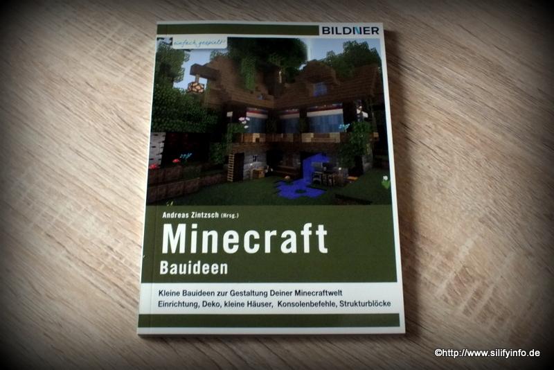 Rezension Minecraft Bauideen Buch Silify Info Alles Aus Einer Feder