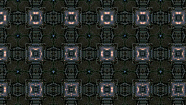 Patterns generated using Reverser filter from input image in Filter Forge