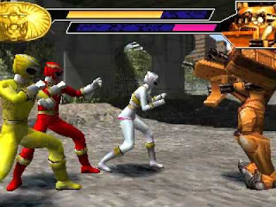 Download Power Rangers Ninja Storm PSX ISO High Compressed ...