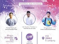 "FORKAPMI Proudly Present Hijrah Yai 2018 ""Sumpeh Gue Pemuda"""