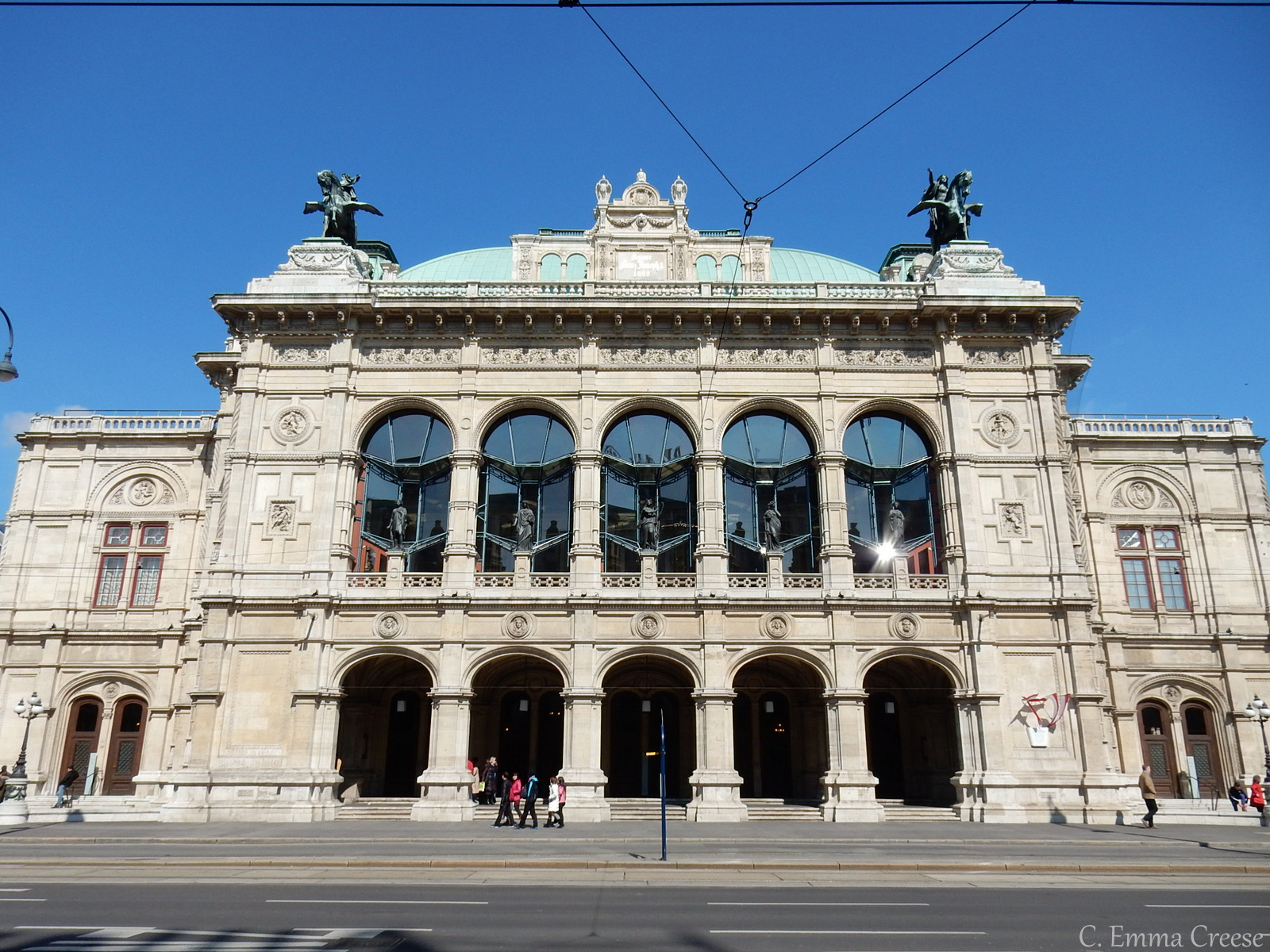 Vienna opera house images
