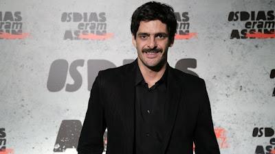 Julio Machado interpreta Marcos em Os Dias Eram Assim