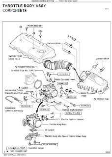 repair-manuals: Toyota Corolla 2004 Repair Manual
