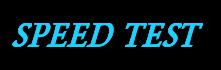 SpeedTest στα Ελληνικά | Δοκίμασε το όρια της σύνδεσης σου