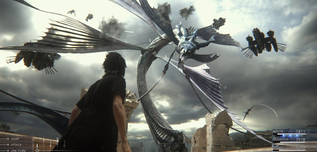 Final Fantasy  XV Launches in 2016
