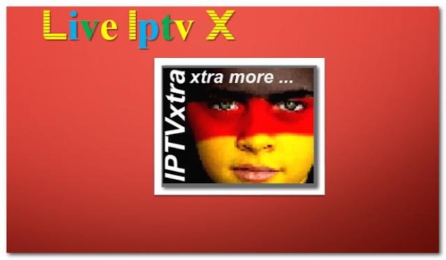 IPTVxtra DE xtra more TV shows addon