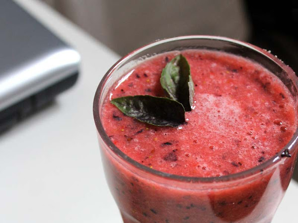 Verry Berry Smoothie