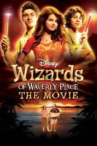 Wizards of Waverly Place: The Movie (2009) ταινιες online seires oipeirates greek subs