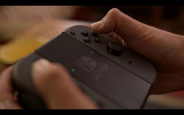 Nintendo Switch Grip