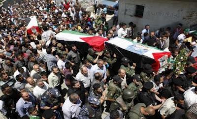 tercatat ada 240 warga palestina syahid dibunuh tentara yahudi