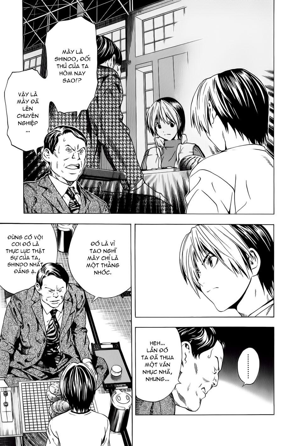 Hikaru No Go hikaru no go chap 152 trang 15
