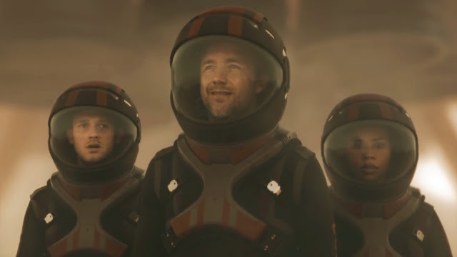 Astronauts - image from Season 2 of NatGeo MARS TV series