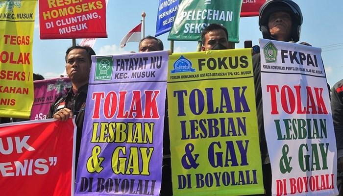 10 Peristiwa Paling Panas di Indonesia Selama 2016