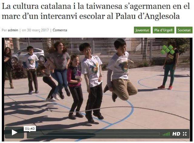 http://www.mollerussa.tv/la-cultura-catalana-i-la-taiwanesa-sagermanen-en-un-intercanvi-escolar-al-palau-danglesola/